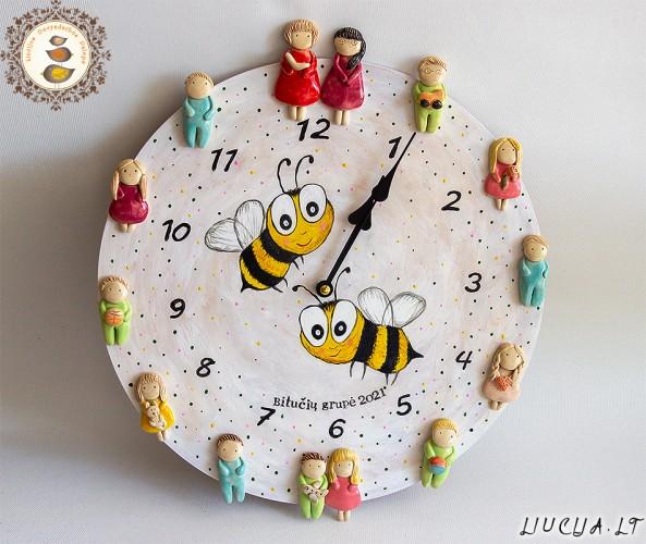 Laikrodis Bitutės