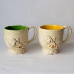 Agnytės ir Gintaro puodeliai