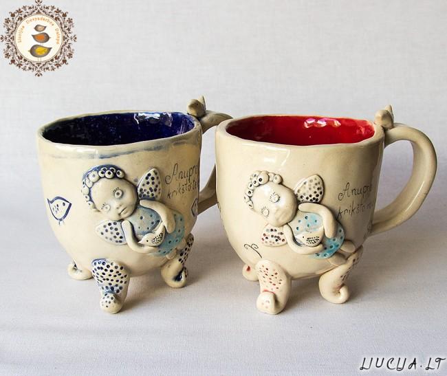 Anupro puodeliai