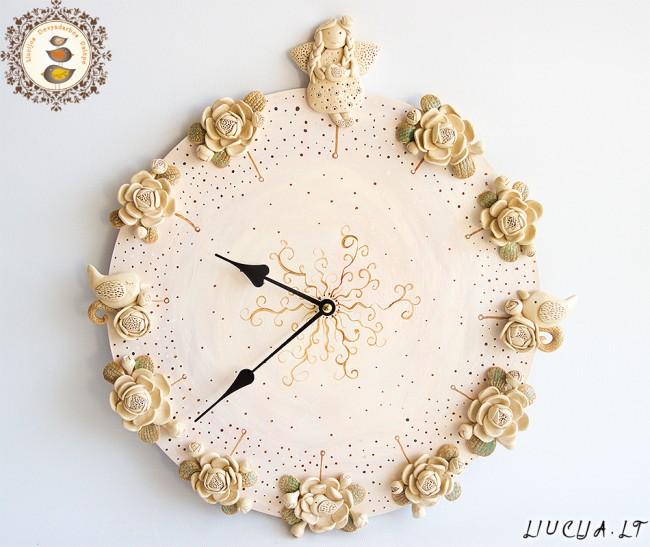 Laikrodis Angelo žiedai