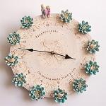 Laikrodis Dangaus žiedai