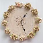 Laikrodis Pavasario žiedai