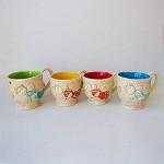 Ugnytės puodeliai