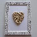 Rėmelis Meilės širdis
