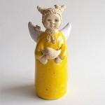 Skulptūrėlė-angelas Namų šiluma