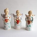 Skulptūrėlė-angelas Namų saugotojas