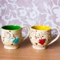 Justinos ir Šarūno puodeliai